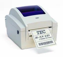 Toshiba TEC B-452R Barcode Printer, Max. Print Length: 19.7 inches, Resolution: 300 DPI (12 dots/mm)