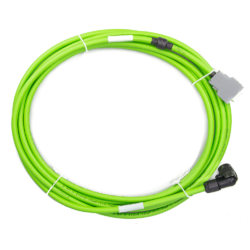 Gray LAPP Fanuc Feedback Cables, Nominal Voltage: 24v