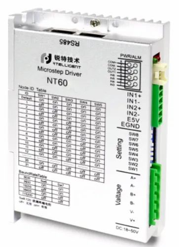 NT Series RS485 Based Stepper Driver