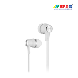 HF-21 WHITE EARPHONE