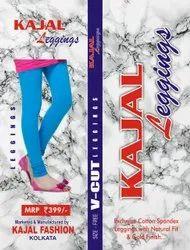 Kajal Plain Leggings
