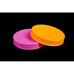 Heavy PP Cap, Size: 100mm