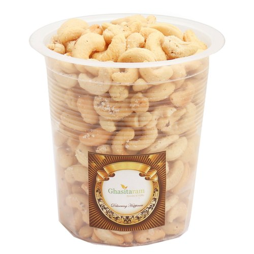 Roasted Salted Cashews 1000 gms, भुना