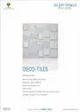 3D PVC WPC PANELS