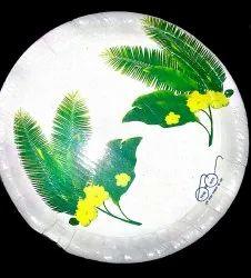 Buffer Paper Plate