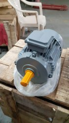 Three Phase Siemens Induction Motors, 415