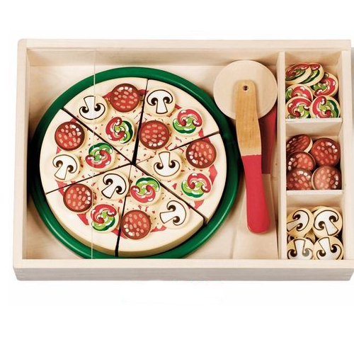 040659df440 Wooden Pizza Set at Rs 530  piece