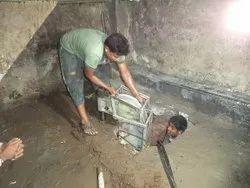 Concrete Crushing work