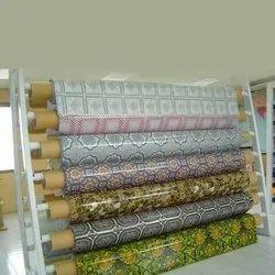 Printed PVC Floor Carpet, Packaging Type: Roll