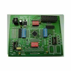 Dc 7.5v With Power Led Vlsi Development Board