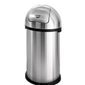 Stainless Steel Trio Dustbin