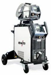 Titan XQ 400 AC puls DW EX Wifi 8pol MIG Welding Machine