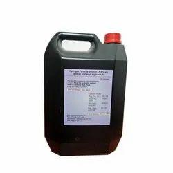 Hydrogen Peroxide 6 % Liquid Solution, Can, 5 Litre