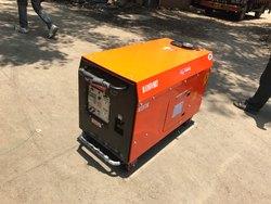 7 Kw Bajaj M Portable Silent Petrol/ Diesel Generator Set