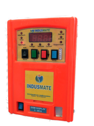 Fully Automatic GSM Wireless Mobile Starter