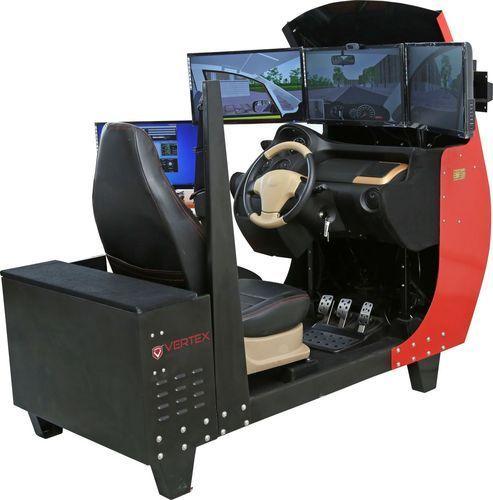 Automotive Car Training Simulator Dynamic