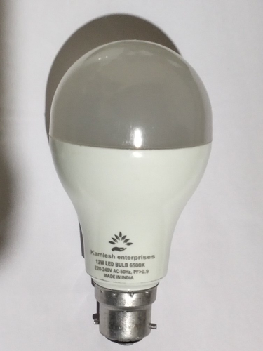 Daylight Led Bulbs: Cool Daylight 12 W LED Bulbs, Rs 110 /unit, Kamlesh