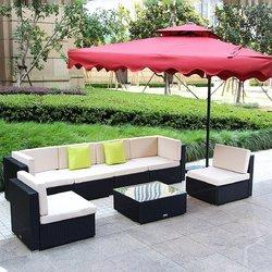 Wicker Outdoor Furniture Set