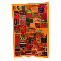 Patch Work Tapestry Wall Hanging