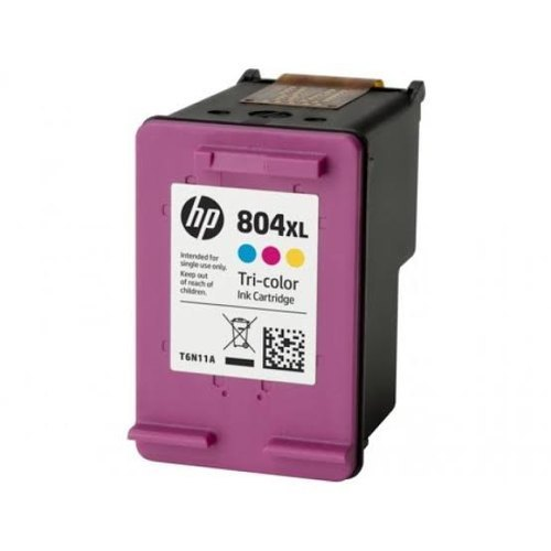 HP 804XL Color Ink Cartridge, Model No.: 804 Xl