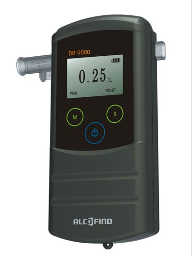 Premium Fuel Cell DA 9000 Alcohol Breathalyzer