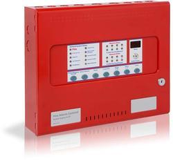 FIRE ALARM PANEL 12 ZONE