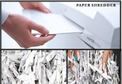 Paper Shredder On Rent