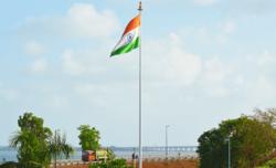 High Mast Flag Pole