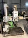 OCM Radial Drill Machine