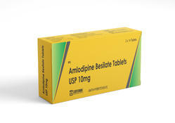 Amlodipine Besilate Tablets USP 10mg