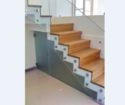 Frame Less Glass Handrail