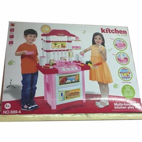 Kitchen Play Set, Kitchen Play Set - Prem Agency, Pune | ID: 17585510173
