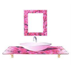 Fancy Digital Vanity Set