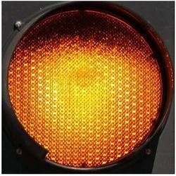Traffic Signal Light Amber