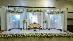 Natural Chennai Stage Flower Decoration Services