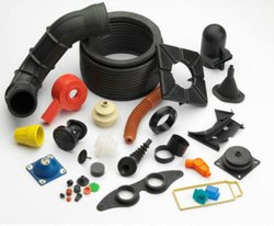 Compression Molded Rubber