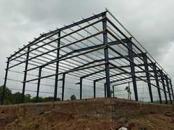 Hot Rolled MS Prefabricated Structures
