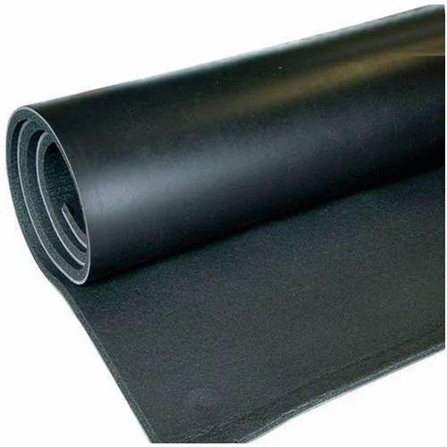 Black And White Mass Loaded Vinyl Sheet Spectra Plast