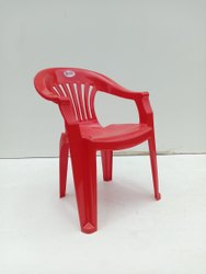 Multicolor Plastic Baby Chair