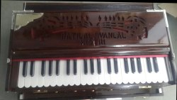 2 Line Portable Harmonium
