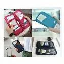 Multi function Travel Passport Pouch