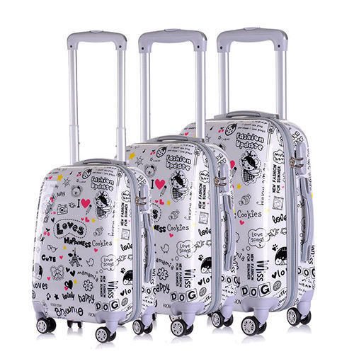 faef28a5ca62 3 Piece Trolley Bag Set