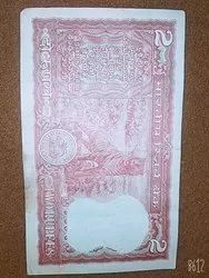 Indian 2 Rupees Tiger Notes