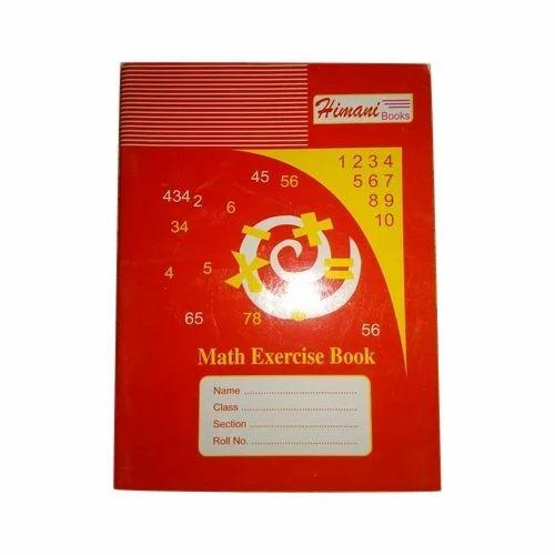 Maths Handwriting Books