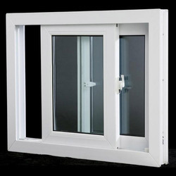 Mesh Aluminum Window