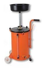 Waste Oil Drainer - Gravity