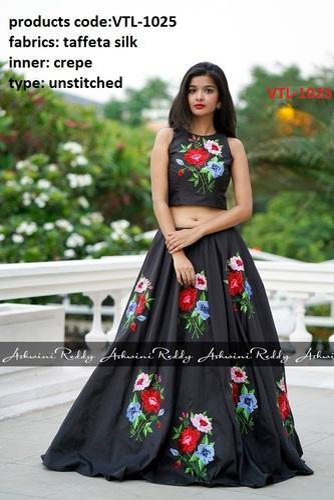 44c155efa5 Festive Wear Designer Lengha Choli, Rs 800 /piece, Mahi Textile | ID ...