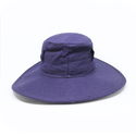 Purple Panama Hat