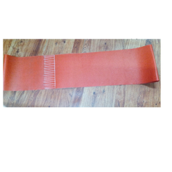 Red Color Silicon Belt