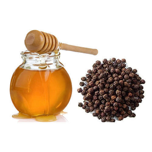 Black Pepper Honey, Packaging Type: Pet Box & Container, Rs 290 /kilogram |  ID: 18438103662